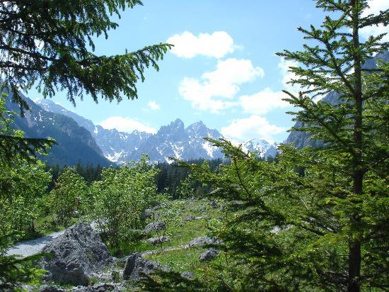 Nationalpark Berchtesgaden: Wimbachtal