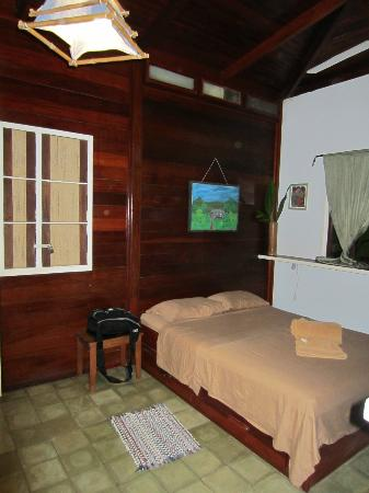 Casas La Selvatica: master bedroom