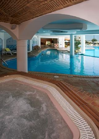 Four Seasons Fairways: Indoor pool with Jacuzzi