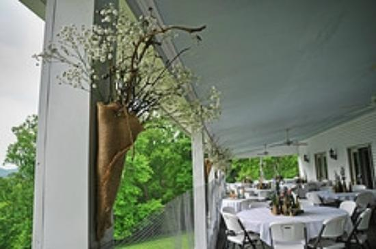 Foxwood : The Veranda at Mulberry House