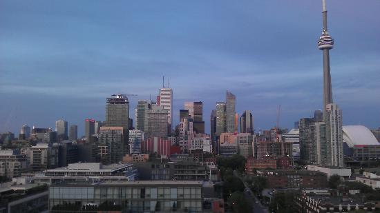 Thompson Toronto - A Thompson Hotel: The view from the roof top!