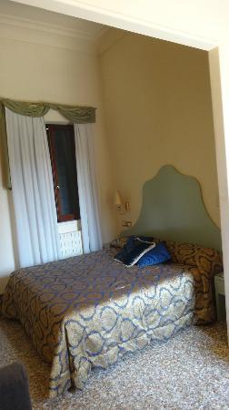 Ca' della Corte: Our bed