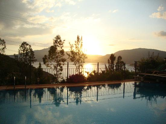 Hotel Fidanka: Amazing views