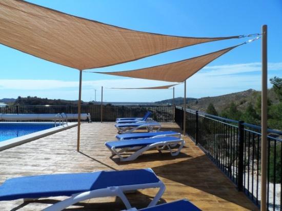 Casa Nido Calido: Nido Calido's pool area