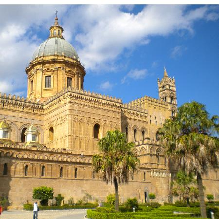 Passage to Sicily : The Cathedral of Palermo