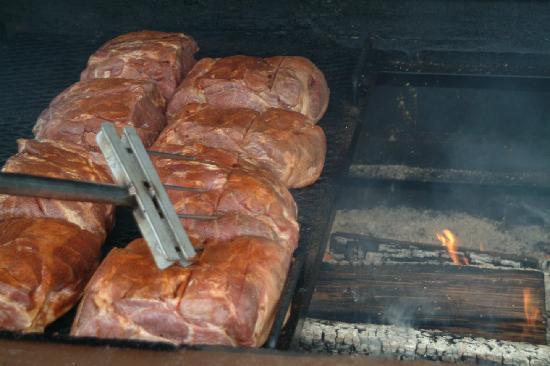 Big Sam's BBQ: MEAT,WOOD,FIRE,GOOD!