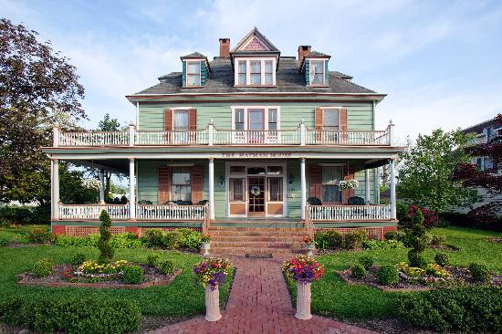 The Hayman House: Historic Hayman House Bed and Breakfast
