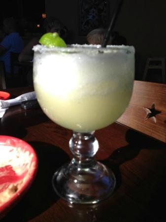Don Pablo's: Frozen Margarita!
