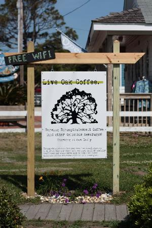 Live Oak Coffee