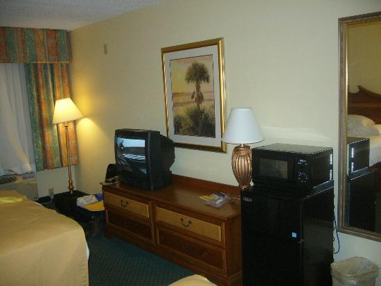 Best Western Crystal River Resort: Great room just for me.