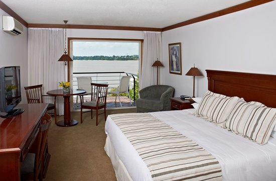 Radisson Hotel Colonia del Sacramento : Deluxe Room River View