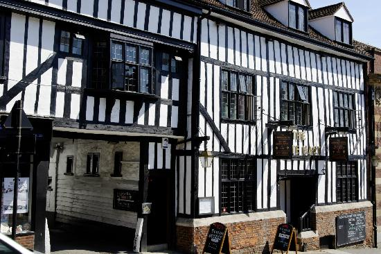 Tudors Restaurant  |  The White Hart Hotel, St Albans