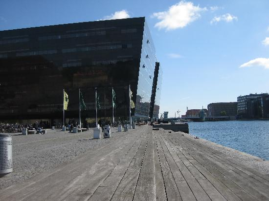 The Black Diamond - The Royal Library: Black Diamond - Libary in Copenhagen