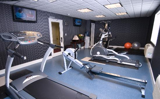 Capitol Plaza: Fitness Room