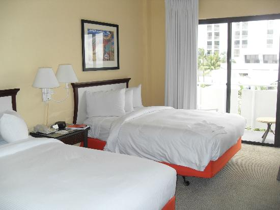 Bahia Mar Fort Lauderdale Beach - a Doubletree by Hilton Hotel: room