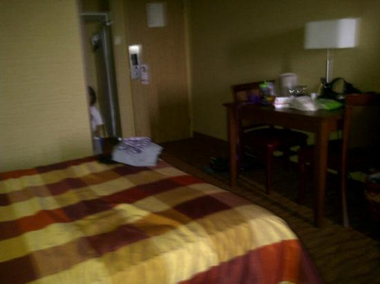 Algoma's Water Tower Inn & Suites: very clean rooms