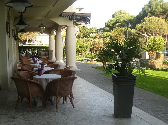 Grand Hotel Gallia: Hotel