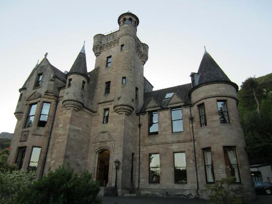 Broomhall Castle : Castle