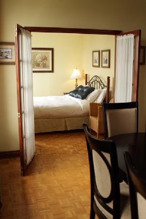Auberge de la Place Royale: Executive suite