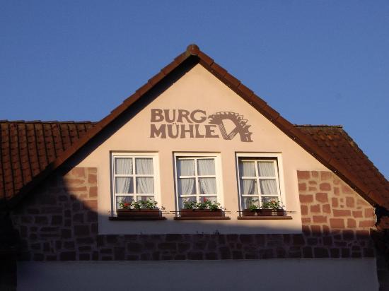 Hotel Burg-Muehle