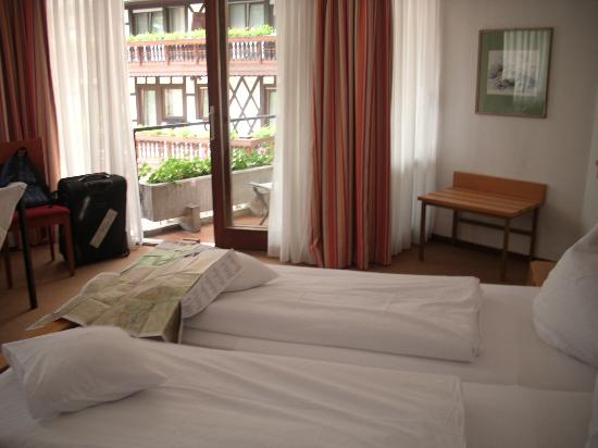 Hotel Kimmig: Zimmer 1