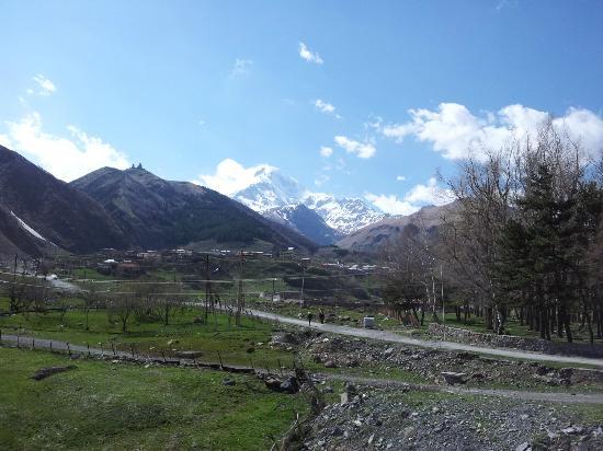 Mount Kazbek: Kazbek