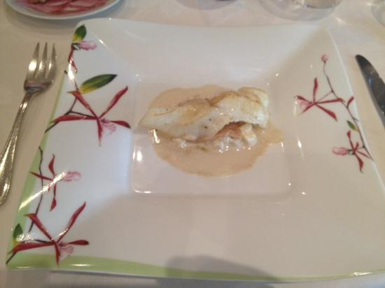 Restaurant Le Grand Cerf : lunch