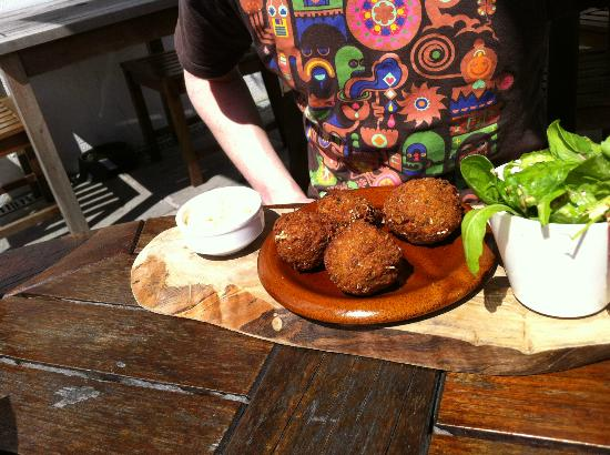 Maltsters: Falafel