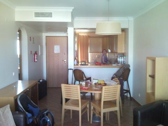Pontalaia Apartamentos Turisticos: Interior