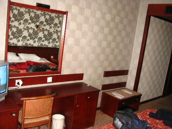 Hotel Dilaver : room