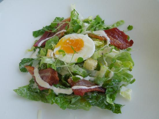 Orangery Restaurant: Caesar salad