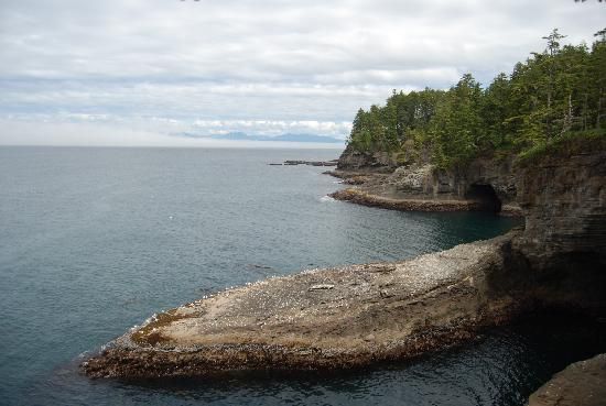 Makah Indian Reservation : Cape Flattery