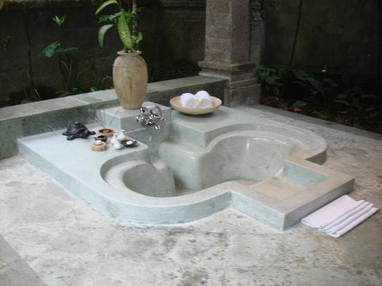 buiten badkamer - Foto van The Payogan Villa Resort & Spa, Ubud ...