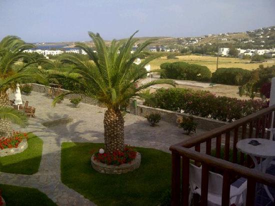Hotel Eri - Balcony View