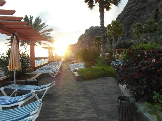 Savoy Calheta Beach: Incredible sunsets