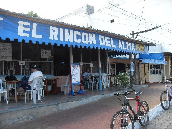 Rincon del Alma: O tradicional de Puerto Ayora