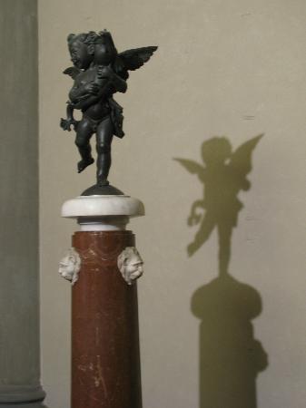 Hotel Crocini: Arte en Florencia
