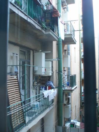 Assisi Hotel : Cour intérieure
