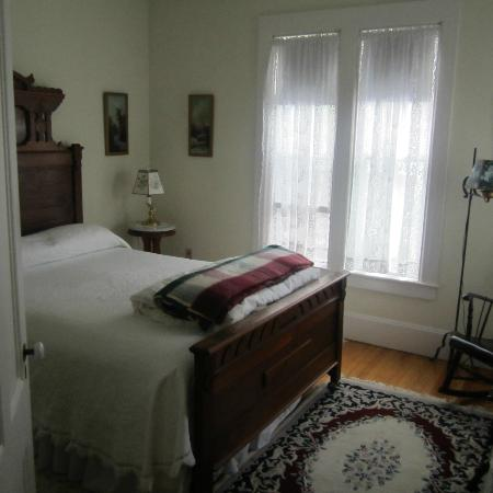 Kilby House Inn: bedroom #2