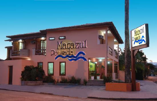 Pousada Marazul: Outside view