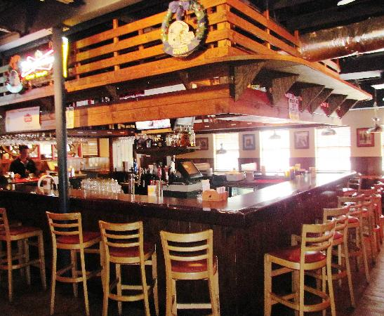 Durango's Steakhouse: our bar, have a drink