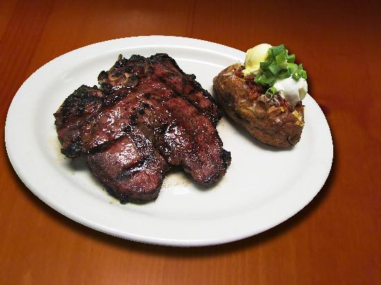 Durango's Steakhouse: Best steak and loaded baked potato in North Brevard
