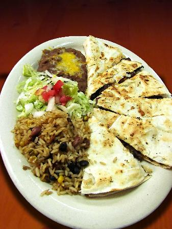 Durango's Steakhouse: We are Tex-Mex and have plenty to choose from