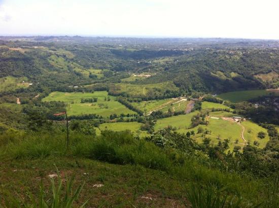 Paragliding Puerto Rico : Breathtaking views