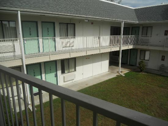 Motel 6 Hartford-Enfield: Inner part