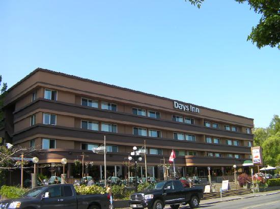 Days Inn - Victoria on the Harbour: hotel