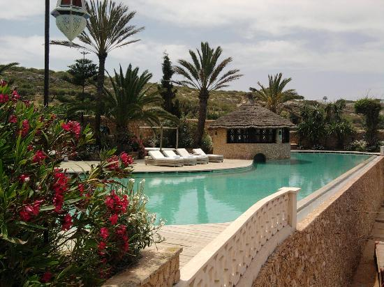 La Sultana Oualidia: piscine