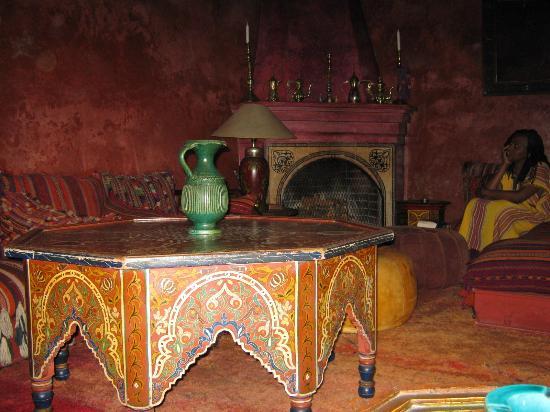 Riad Samsara: Lounge