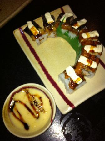 Omakase: sushi