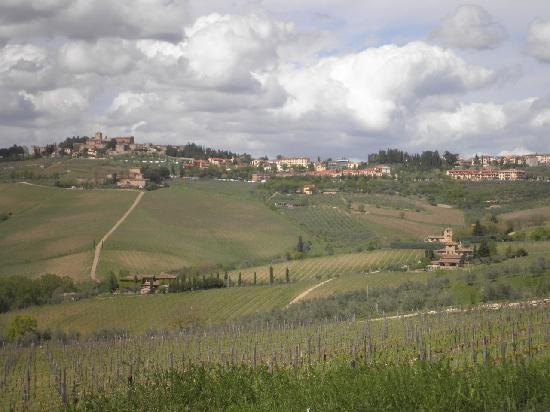 Chiantigiana Road